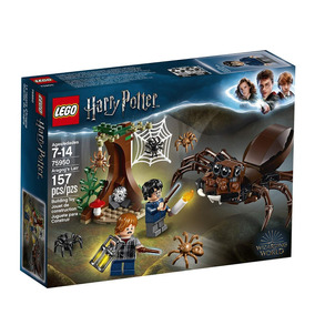 Lego Harry Potter - Covil De Aragogue - 75950 Lego