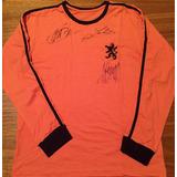 Camisa Retro - Holanda Cruyff - Camisa Holanda Masculina no Mercado ... fb9e517253a7d