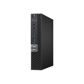 Desktop Dell Optiplex 7050 Micro Core I7-7700 8gb Ram Hd500
