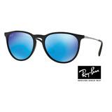 Óculos Ray Ban Erika Rb 4171 Preto Original Mais Brinde 0a46a3cddd