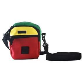 8a1916a0a6 Pochete - Shoulder Bag - Chronic - Jamaica - (nf)