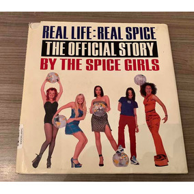 Livro Spice Girls The Real Life Real Spice Book Importado
