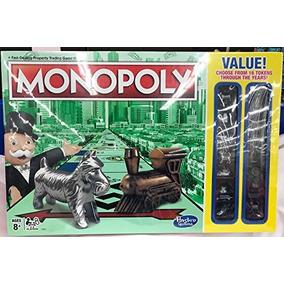 Juego De Mesa Monopoly Tradicional En Mercado Libre Mexico