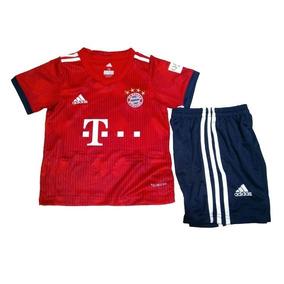 Camisa Infantil Bayern De Munique Oficial - Preço Especial! cc9696b1099ac