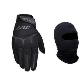 X11 Fit X Luva Motociclista Masculina Feminina Proteção X11