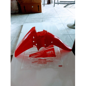 Paralama Dianteiro Vermelho Original Da Kasinski Soft 50