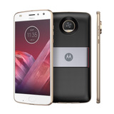 Motorola Moto Z2 Play Power Pack & Dtv 64gb 12mp Android 7.1