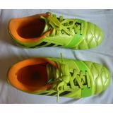 Zapatos Fútbol adidas De Tacos Niños Talla 33 Originales