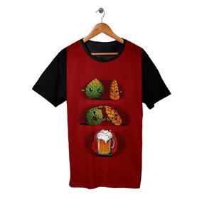 Camisa Camiseta Fusão Malto E Lúpulo