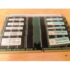 Memoria Ram 256mb Ddr Pc3200