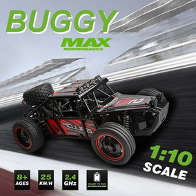 Coche Rc 1/10 Buggy Max Monster Truck Galope 15 Millas Por