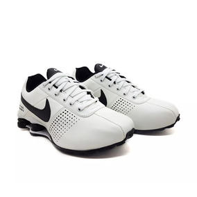 5c392bd9c632 Tênis Nike Shox Deliver Classic Importado Branco Barato