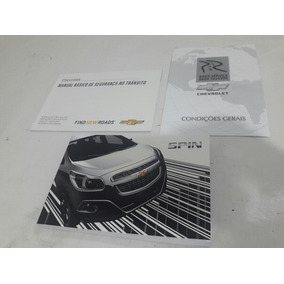 Kit Manual Proprietario Spin 16/16 Original 52126710