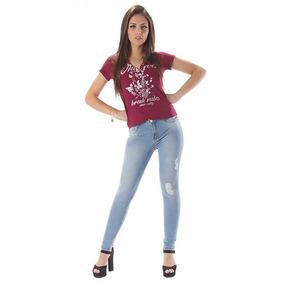 c822abed0c Dioxes Jeans Calcas - Calças Feminino no Mercado Livre Brasil