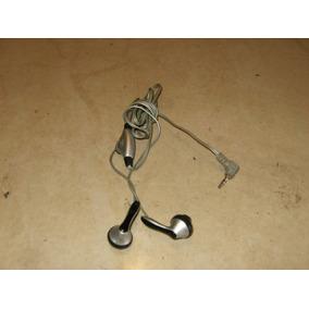 Audifono Doble Con Control De Volumen, Conector Plug De 2.5