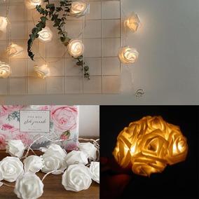 Luminaria Buque Flores Led Festa 15 Anos Casamento