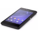Smartphone Sony Xperia E3 Dual Digital 4g Preto
