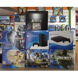 Playstation Ps4 En Ofertas (totalmente Nuevos)