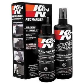 Kit Limpeza Lubrificacao K&n 99-5050 Filtro Ar Esportivo