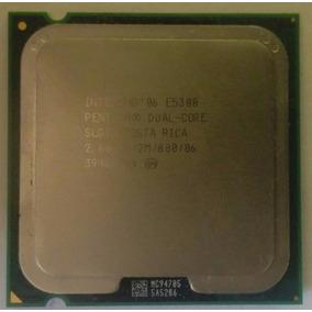 Procesador Dual Core E5300 Usados