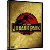 Trilogia Jurassic Park Box 3 Dvds