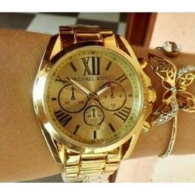 2e5190192f6a0 Relógio Emporio Armani Ar6064 Dourado. Rio de Janeiro · Relógio Dourado  Feminino