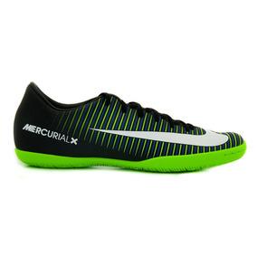 65203774e2 Chuteira Futsal Nike Mercurial Victory Iv Preta Adulto - Chuteiras ...