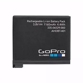 Bateria Hero 6 Original Gopro Go Pro 1160 Mah - Novo.
