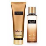 Kit Victoria Secrets Vanilla Lace Creme + Body Original