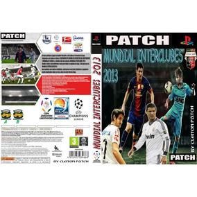 e8f6eb8890 Winning Eleven Mundial De Clubes 2013 - Futebol Play 2 Patch