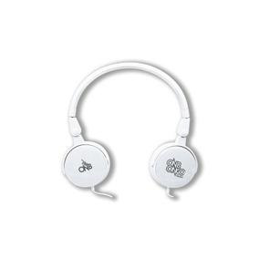 Headphone Fone Ouvido Onbongo Extra Bass Original - Branco