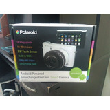 Cámara Polaroid Im1836 Wht Wm 18.1 Digital 3.5 Lcd White