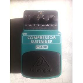 Compresor Sustainer Cs400 Behringer