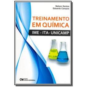 Treinamento Em Quimica -ime - Ita - Unicamp