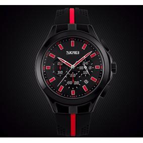 b718d1547af Relógio De Pulso Importado Mega Promoção Moderno Militar Top