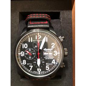 Vendo Reloj Ingersoll Bison No21