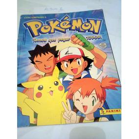 Álbum Pokémon - Temos Que Pegar Todos! 2 - (panini) - A2