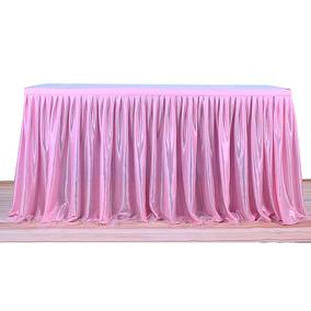 Mantel rosa fiusha