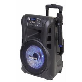 Cx. Amplif. Bootes Bmu 580 120w Rms Led Lights Bateria