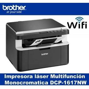 Multifuncional Brother Laser Mono - Dcp-1617nw Garantia Naci