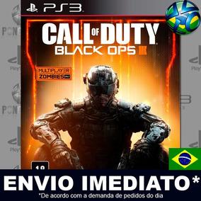 Jogo Ps3 Call Of Duty Black Ops 3 Psn Play 3 Mídia Digital