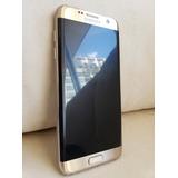 Samsung S7 Edge Dorado Desbloqueado
