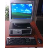 Intel Pentium 4 + Monitor 17 + Teclado + Mouse