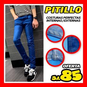 Pantalon Azul Electrico Mujer - Ropa y Accesorios en Mercado Libre Perú f16ec089c015