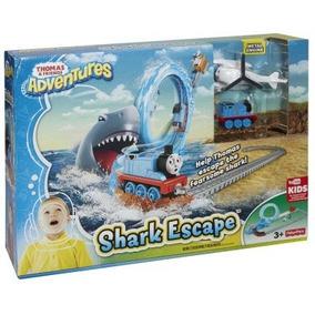 Pista Thomas Friends Ataque Do Tubarão - Fisher Price Dvt12