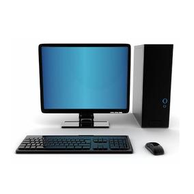 Kit 5 Desktop I5 4g Hd 320 Gb C/ Monitor De 19 Tecla ,mouse