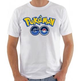 Camisa Pokemon Go