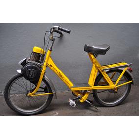 Bicicleta A Motor Antiga Solex Francesa (tamanho Raro)