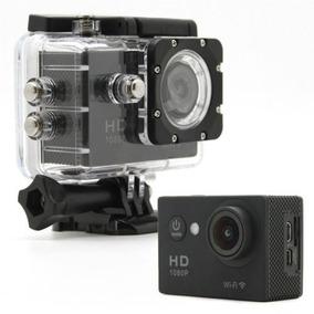 Câmera P Ação Sports Full Hd 1080p Zoom 4x 60 Fps Tj-4000