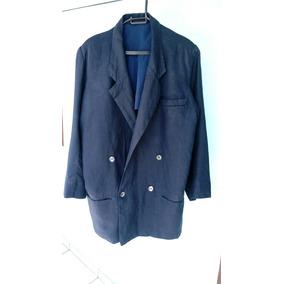 Blazer Azul 4 Botões + Calça + Luxuoso Sapato + Carteira